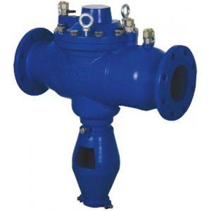 Socla 149B3097 - Disconnecteur antipollution hydraulique BA 4760 A brides DN:80 Fonte
