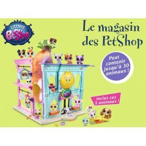 Hasbro Littlest Petshop : Le Magasin ses Petshop