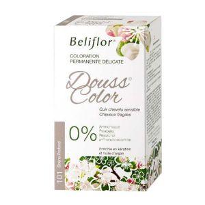 Beliflor Douss Color 101 Ebene Profond - Coloration permanente délicate