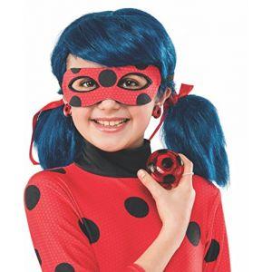 Rubie's Yoyo et boucle d'oreilles Ladybug Miraculous