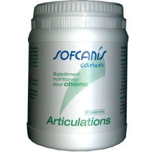 Sofcanis Canin Articulations - Supplément nutritionnel pour chiens