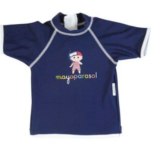 Mayoparasol Tee-shirt anti UV manches courtes Pirate (18 mois)