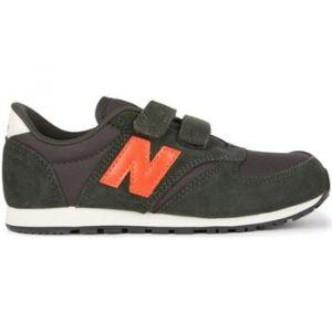 New Balance Basket mode sneaker iv420 c vert orange 34 1 2