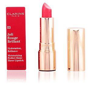 Clarins Joli Rouge Brillant 03 Guava - Hydratation, brillance