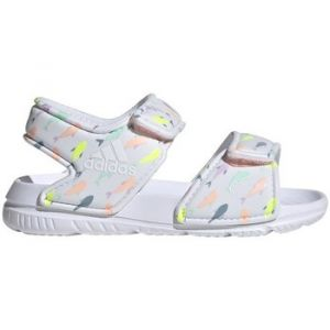 Adidas Sandales enfant Altaswim I blanc - Taille 24