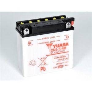 Yuasa Batterie moto 12N5.5-4B