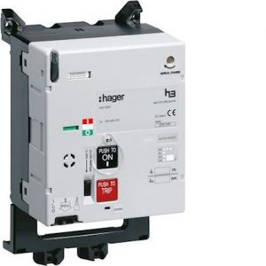 Hager Commande motorisée h400-h630 24-48V DC (HXD040H)