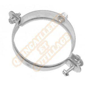 Plombelec collier à embase 8x125 diamètre 110mm