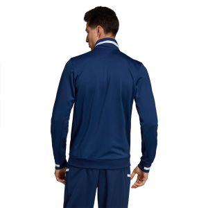 Adidas Team19 Track Jacket Veste de survêtement Homme, Team Navy Blue/White, FR (Taille Fabricant : 3XL)