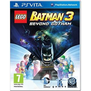 Lego Batman 3 : Beyond Gotham [PS Vita]