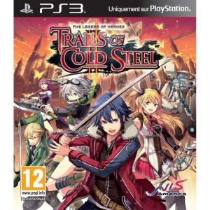 The Legend Of Heroes : Trails Of Cold Steel II [PS3]