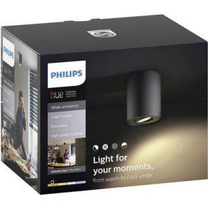 Philips Ampoule connectée PILLAR ext. kit single spot black x 1