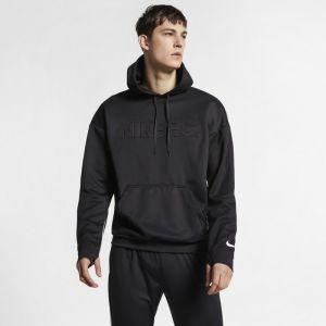 Nike Sweatà capuche de football F.C. - Noir - Taille S - Male
