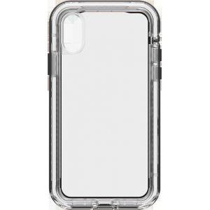 Lifeproof Coque Next Crystal Noir pour iPhone XR