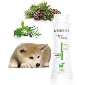 Biogance Odour Control - Shampooing hypoallergénique pour chien