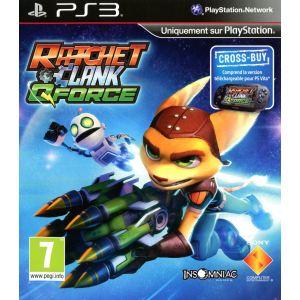 Ratchet & Clank : QForce [PS3]