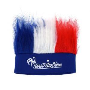 Absis SA Bandeau Perruque Tricolore - FFF