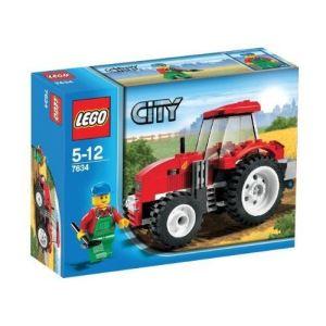 Lego 7634 - City : Le tracteur