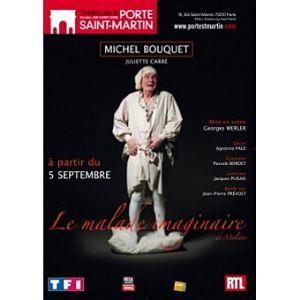 Le Malade Imaginaire - avec Michel Bouquet