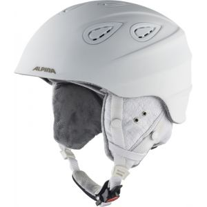 Alpina Casques Grap 2.0 Le - White Diamonds Matt - Taille M