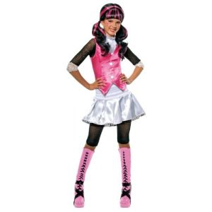 Rubie's Déguisement Draculaura Monster High (3 à 10 ans)