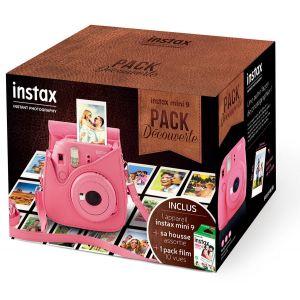 Fujifilm Instax Mini 9 - Pack Découverte