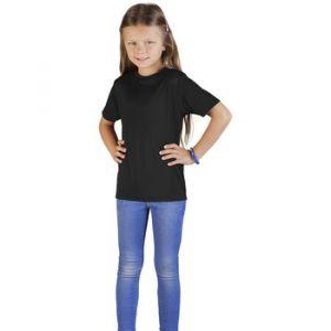 Promodoro UV-Performance T-shirt Enfants, 140, noir