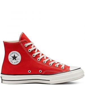 Converse Chuck 70 Vintage Canvas High Top Enamel Red/Egret/Black 35