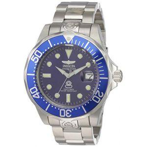 Invicta 3045 Pro Diver Montre Homme acier inoxydable Automatique Cadran bleu