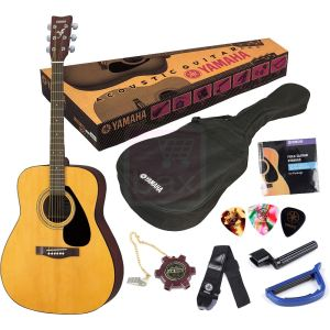 Yamaha F310P - Guitare Western en kit complet