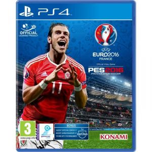 UEFA EURO 2016 - Pro Evolution Soccer [PS4]