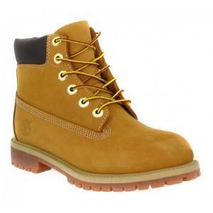 Timberland 6-Inch Premium Waterproof chaussures d'hiver enfants beige marron 35,5 EU