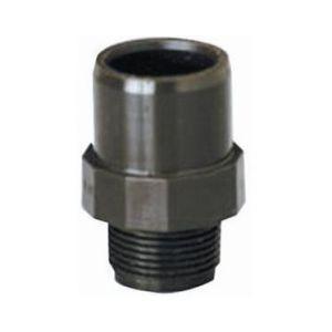GIRPI Embout fileter mâle PVC HTA avec renfort inox 32/40 X 33*42 -