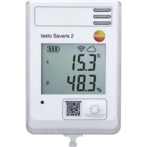 Testo Enregistreur de données multifonctions 0572 2034 Unité de mesure température, humidité de l'air -30 à 50 °C 0 à 10
