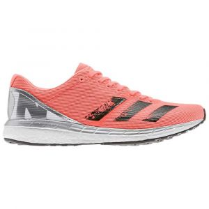 Adidas Adizero Boston 8 Chaussures Homme, signal coral/core black/footwear white UK 8 | EU 42 Chaussures running sur route