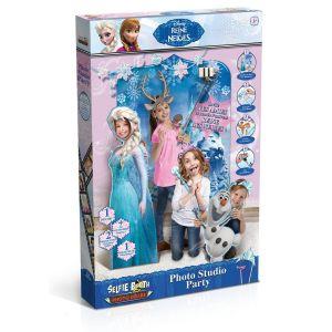 Canal Toys Selfie Booth : Photo Délire La Reine Des Neiges Photo Studio Party