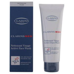 Clarins Men - Nettoyant visage gel moussant