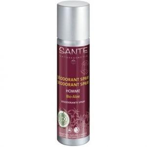 Sante Naturkosmetik Déodorant Spray homme bio-aloe