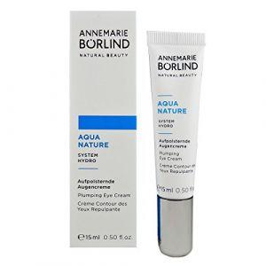 Annemarie Börlind Aqua Nature - Crème Contour des Yeux Repulpante - 15 ml
