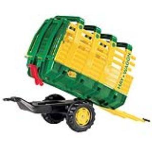 Rolly Toys Remorque à foin Rollyhay Wagon