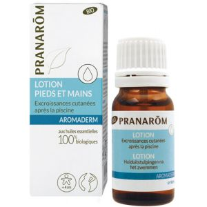 Pranarôm Aromaderm - Lotion pieds et mains