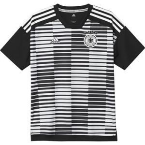 Adidas T-shirt enfant Maillot junior Stadium Allemagne 2018 blanc - Taille 13 / 14 ans,9 / 10 ans