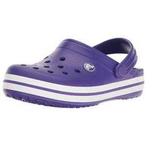 Image de Crocs Crocband Clog Kids, Mixte Enfant Sabots, Violet (Ultraviolet/White), 20-21 EU
