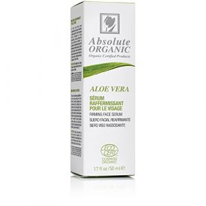 Absolute Organic Aloe Vera - Sérum raffermissant pour le visage
