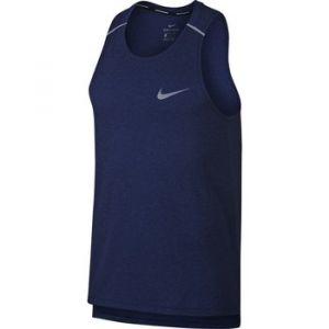 Nike Haut de running sans manches Rise 365 pour Homme - Bleu - Taille XL - Male