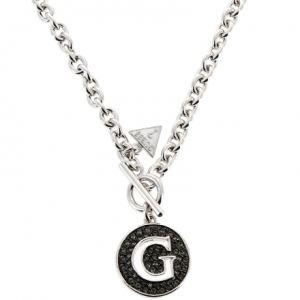 Guess UBN51489 - Collier en métal argenté pour femme