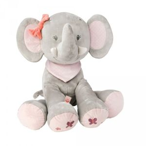 Nattou Peluche Adèle l'éléphant 75 cm