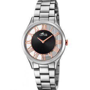Lotus L18395 - Montre pour femme avec bracelet en acier