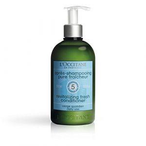 L'Occitane en Provence Après-shampooing pure fraîcheur 5 huiles essentielles
