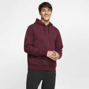 Nike Sweat à capuche en tissu Fleece Hurley Therma Protect pour Homme - Pourpre - Taille XL - Male